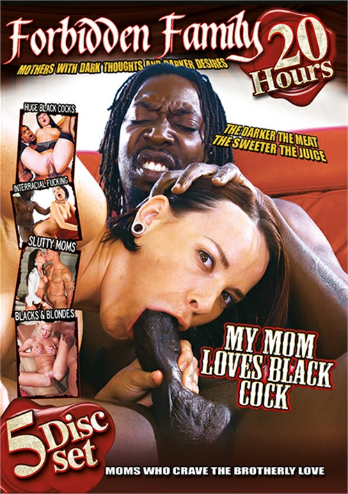 Black mom cock loves