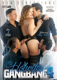 My Hotwife's Gangbang 4 DVD porn movie from New Sensations.