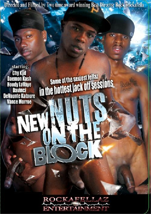 New Nuts on the Block Boxcover