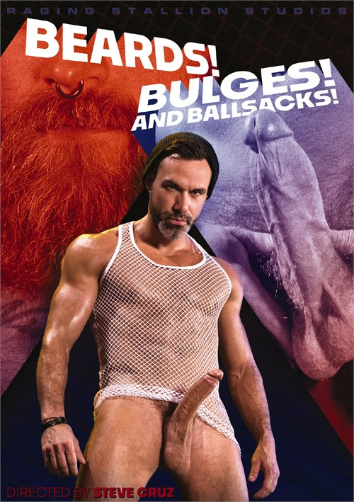 Beards Bulges and Ballsacks Cover Front