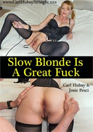 Slow Blonde is a Great Fuck Porn Video