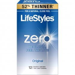 LifeStyles Zero - 12 Pack sex toy from LifeStyles.