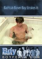 Bathtub Boner Boy Strokes It Boxcover