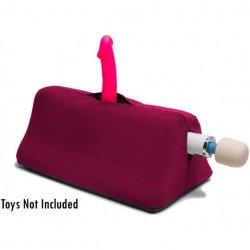 Liberator Tula Toy Mount - Merlot Sex Toy