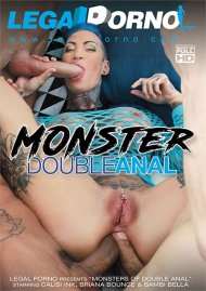 Monster Double Anal DVD porn movie from Legal Porno.