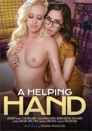 A Helping Hand HD porn video from Girlsway.