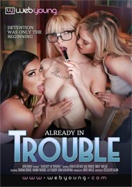Already In Trouble HD porn video from Web Young.