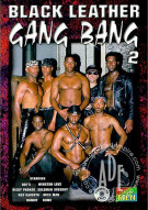 Black Leather Gang Bang 2 Boxcover