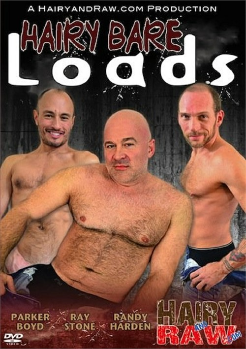 Hairy Bare Loads Boxcover