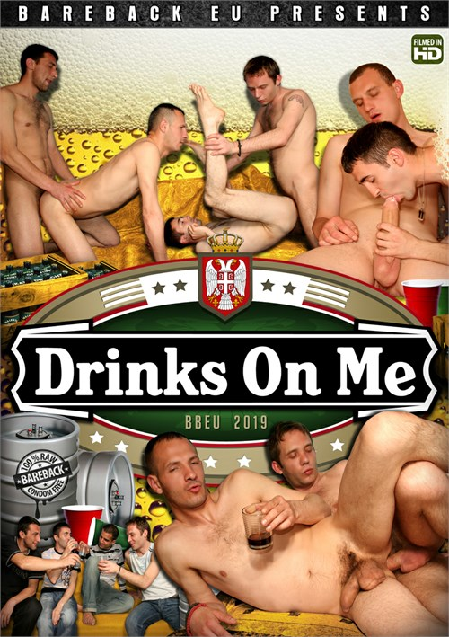 Drinks on Me Boxcover