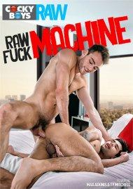 Raw Fuck Machine gay porn DVD from CockyBoys