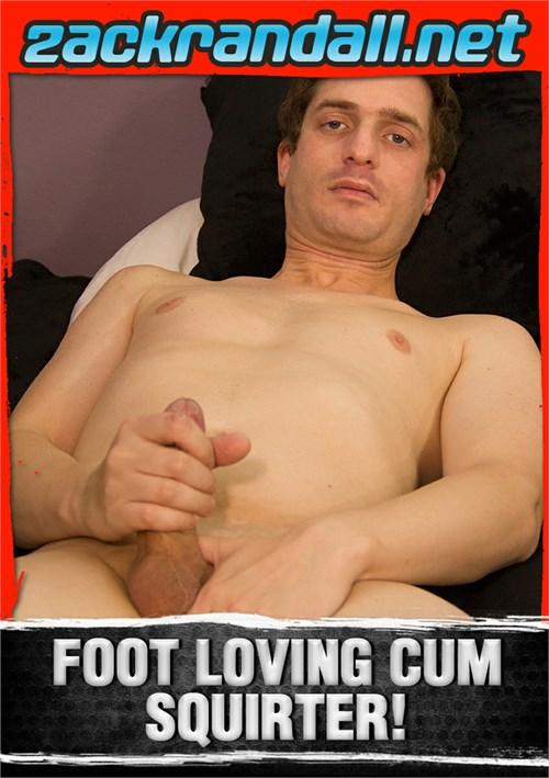 Foot Loving Cum Squirter! Boxcover