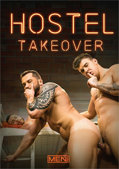 Hostel Takeover Cover Front