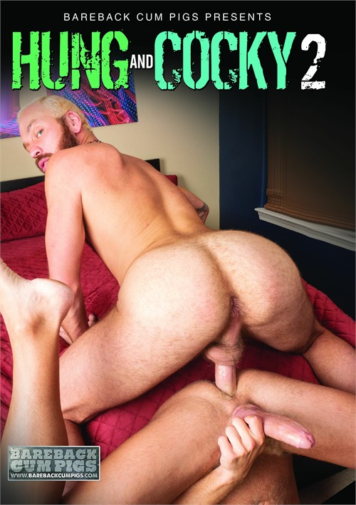 Hung And Cocky 2 Cover Front