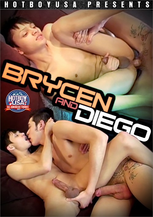 Brycen & Diego II Boxcover