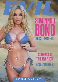 Savannah Bond Beach Bikini Slut Porn Video