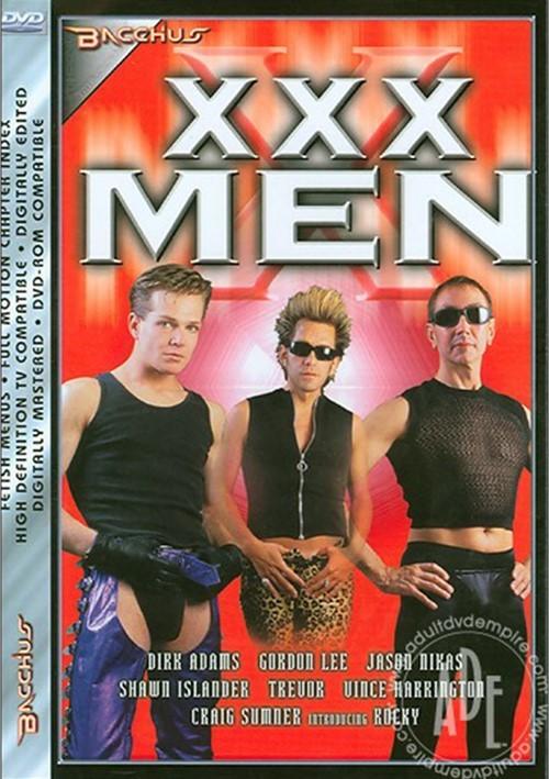 XXX Men Boxcover