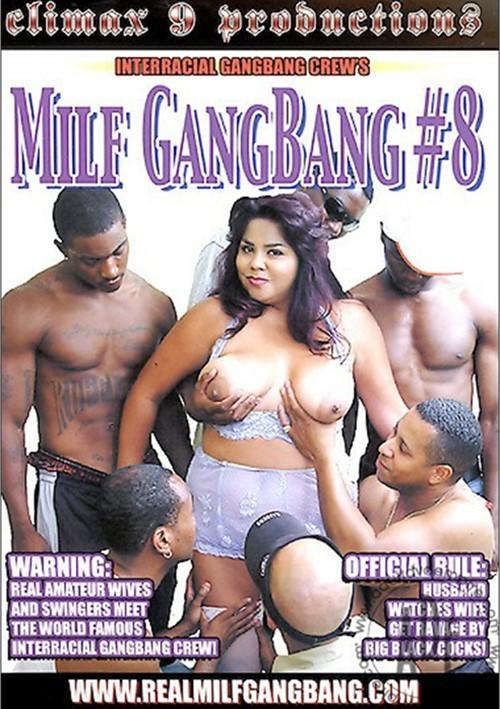 Milf gang bang video