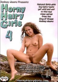 Horny Hairy Girls 4 Porn Video