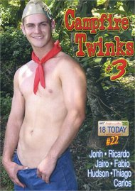 18 Today International #22: Campfire Twinks #3 image