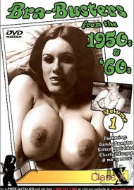 Bra-Busters from the 1950s & '60s Porn Video
