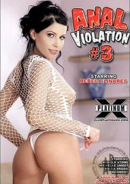 Anal Violation #3 Porn Movie