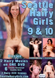 Seattle Hairy Girls 9 & 10