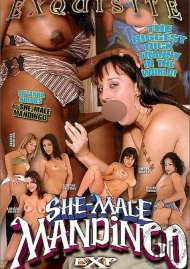 She-Male Mandingo Porn Video