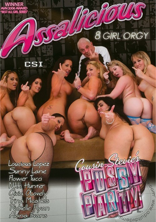 Pussy Party Vol. 1 Issue 24