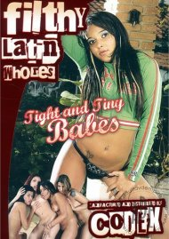 Filthy Latin Whores: Tight and Tiny Babes Porn Video