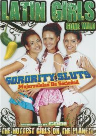 Latin Girls Gone Wild: Sorority Sluts Porn Video