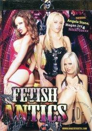 Fetish Antics Porn Video