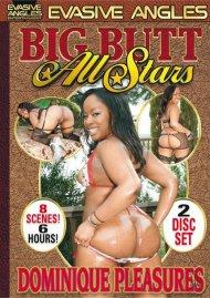 Big Butt All Stars: Dominique Pleasures Movie