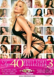 Top 40 Adult Stars Collection Vol. 3