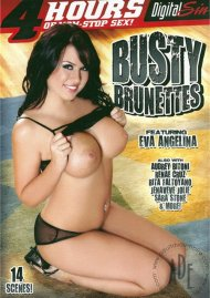 Busty Brunettes  Porn Video