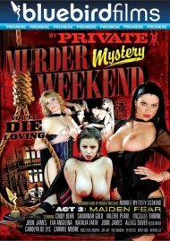 Murder Mystery Weekend Act 2: Maiden Fear Porn Video