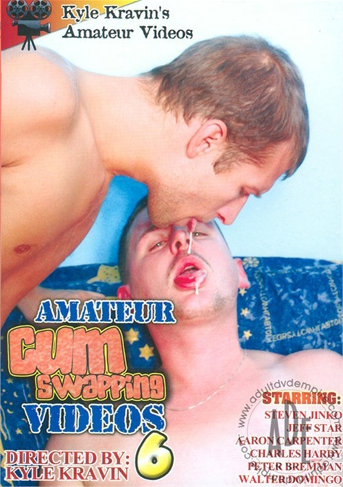 Kyle Kravin's Amateur Cumswapping Videos 6 Boxcover