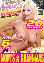 Old And Horny Mom's And Grandmas (5 Pack)