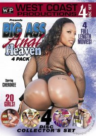 Big Ass Anal Heaven 4 Pack Porn Movie