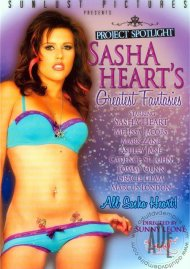 Sasha Heart's Greatest Fantasies Porn Video