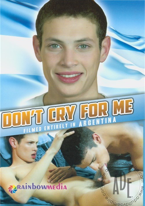 Don't Cry for Me Boxcover
