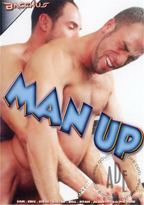 Man Up Boxcover