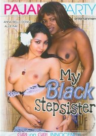 My Black Stepsister Porn Video