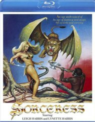 Sorceress Blu-ray Movie