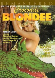 Crocodile Blondee Porn Video