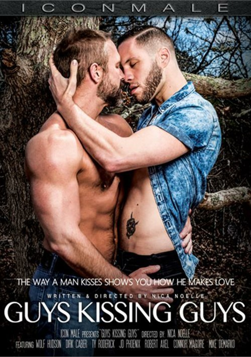Guys Kissing Guys | Icon Male Gay Porn Movies @ Gay DVD Empire