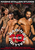 Raging Stallion 10 Pack Gay Porn Movie