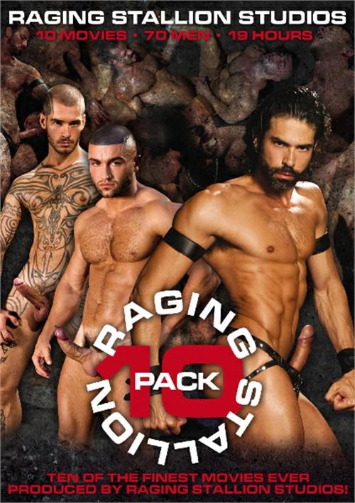 Raging Stallion 10 Pack