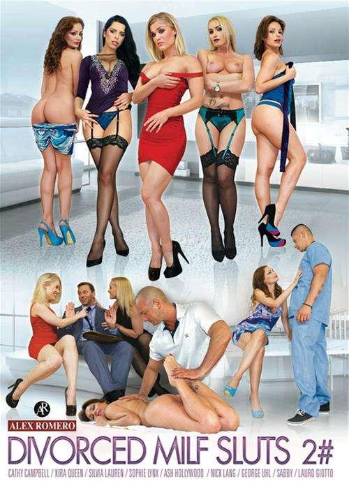 Divorced Milf Sluts #2 (2015)