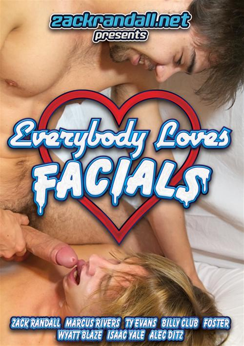 Everybody Loves Facials Boxcover